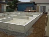 強靭な鉄筋コンクリートベタ基礎仕様